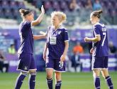 Ligue des Champions féminine: ça passe pour le Sporting d'Anderlecht!