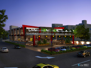 Photo: Mall Rendering