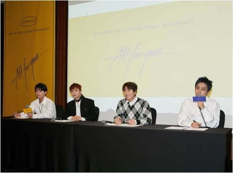 sechs kies 4 member comeback 4