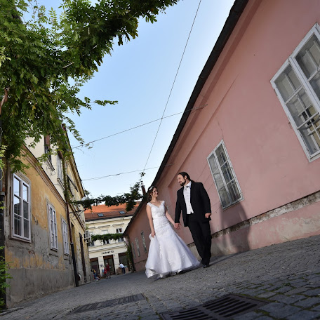 Wedding photographer Mario Mavriček (mmavricek). Photo of 14.12.2016