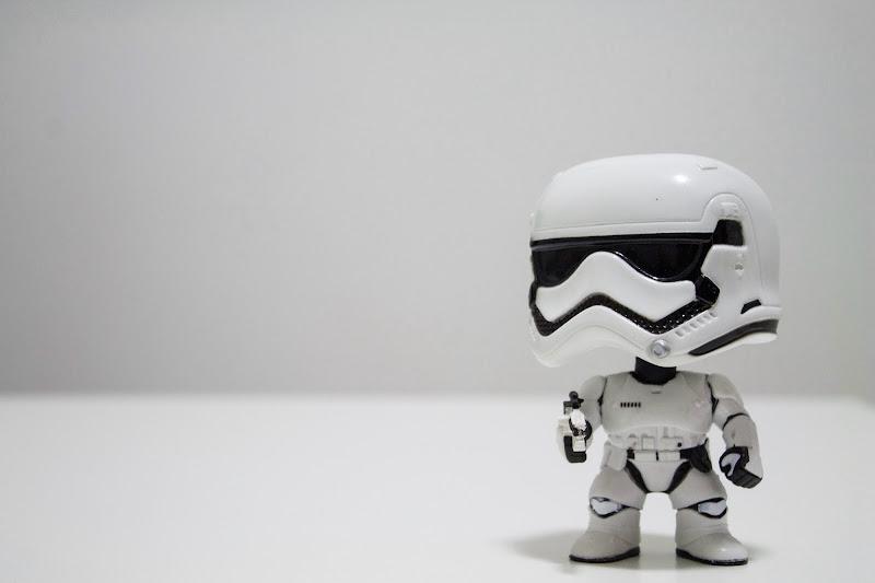 Lone Stormtrooper di Vincenzo Piccolo