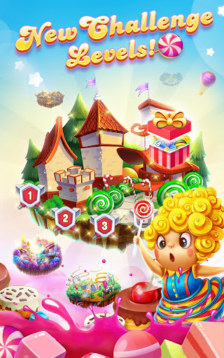 Candy Charming - 2019 Match 3 Puzzle Free Games for Android apk 12