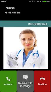 Call From Nurse Prank - náhled