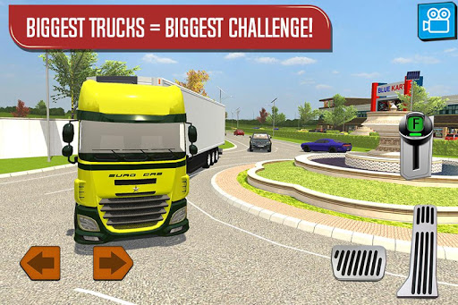 Delivery Truck Driver Simulator  screenshots 1