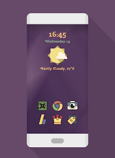 FORMA RÉTRO - WIDGET KWGT- screenshot thumbnail