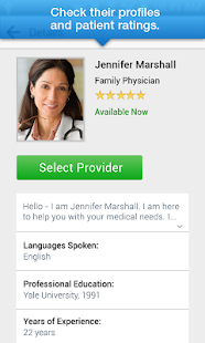 UPMC AnywhereCare- screenshot thumbnail