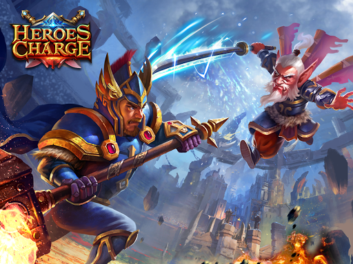 Heroes Charge screenshot 1