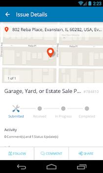 Evanston 311