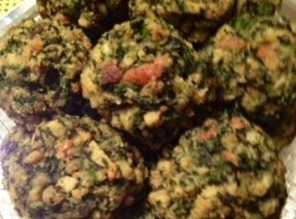 Spinach Balls 6 Just A Pinch Recipes