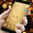New Golden Flower Business Style APUS luxury Theme APK