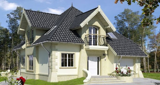 projekt domu Morfeusz I