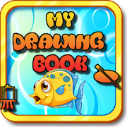 Colorful Drawing Book for Kids