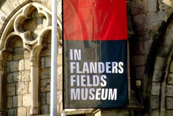 Flanders Fields Museum in Lakenhallen