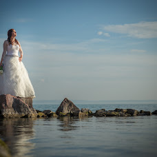Wedding photographer Dávid Moór (moordavid). Photo of 25.10.2016