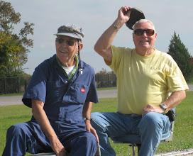 Photo: Bob Jackson and Doug Payne