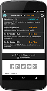 Code Reduc, Promo & Bon Plans screenshot 6