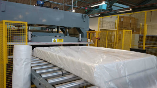 Relyon Vacuum Packed Mattresses wrapping 2