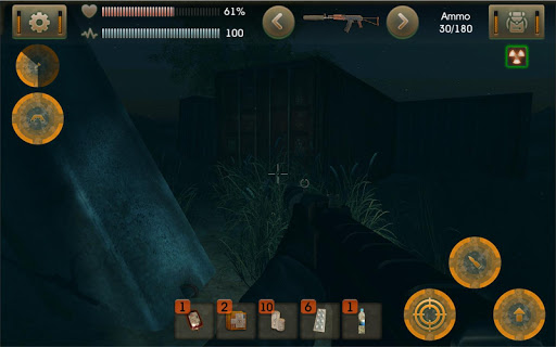 The Sun Evaluation: Post-apocalypse action shooter apkpoly screenshots 5