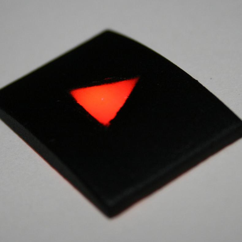3D print backlit surfaces