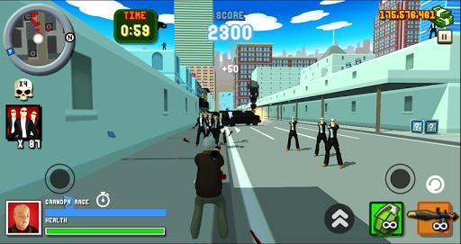 玩免費模擬APP|下載화가 할아버지 도시 광란 app不用錢|硬是要APP