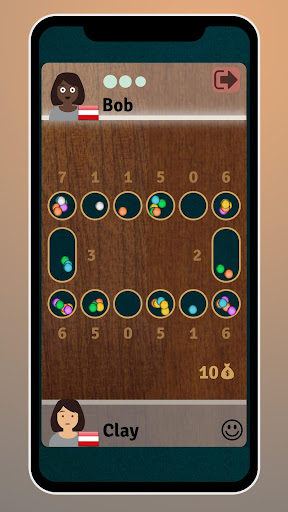 Mancala - Free online board game 1.10 de.gamequotes.net 5
