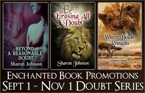 D:\Documents\Enchanted Book Promotions\Book Tours\Upcoming Tours\Doubt Series\doubtseriesbanner.jpg