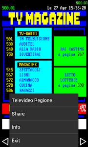 Teletext Ita screenshot 2
