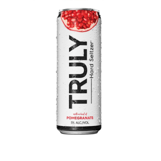 Logo of Truly Pomegranate