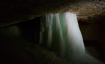 Photo: Eishöhle