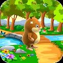 Jungle Hamster Saga icon