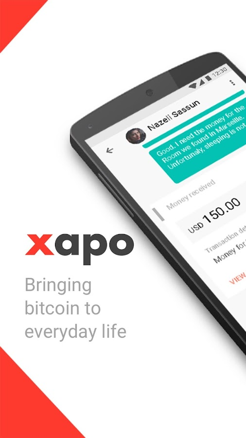 Xapo wallet address