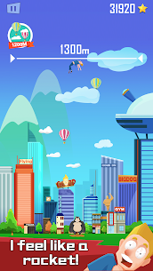 Buddy Toss MOD APK 1.3.3 [Free Shopping] 2