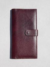Photo: Cheque Book Holder