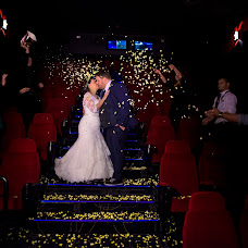Wedding photographer Péter Győrfi-Bátori (PeterGyorfiB). Photo of 09.10.2017