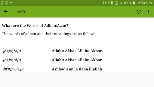 Azan makkah free download of android version | m. 1mobile. Com.