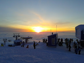 Photo: На высоте 820 м