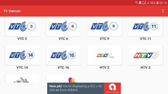 Download TV Vietnam - All Live TV Channels APK latest version App for PC