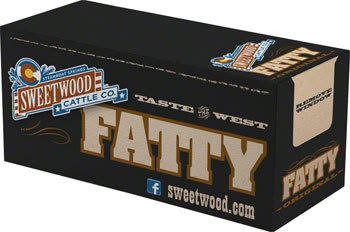 Sweetwood Cattle Co. Fatty Beef Stick, Box of 15  alternate image 0