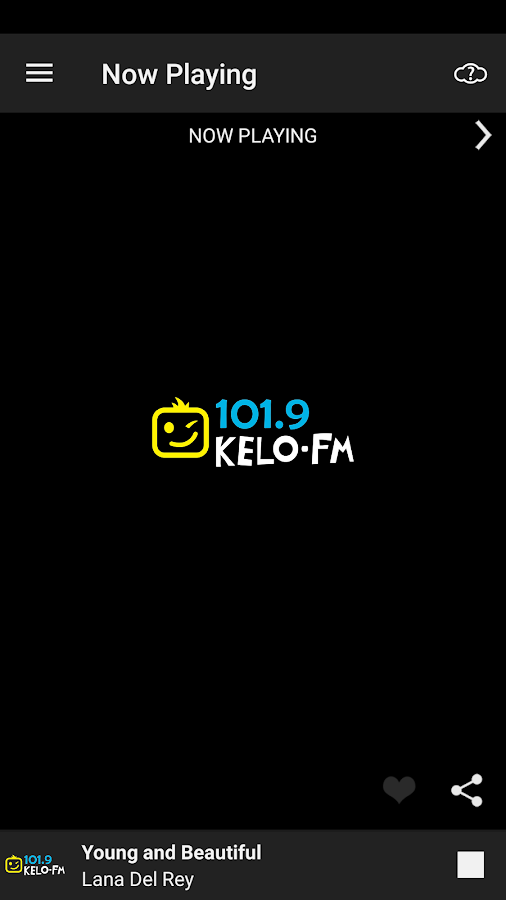 KELO-FM- screenshot