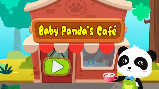 Baby Panda's Cafu00e9- Be a Host of Coffee Shop & Cook 8.24.10.00 12