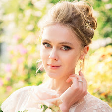 Wedding photographer Anastasiya Nikitina (anikitina). Photo of 23.03.2018