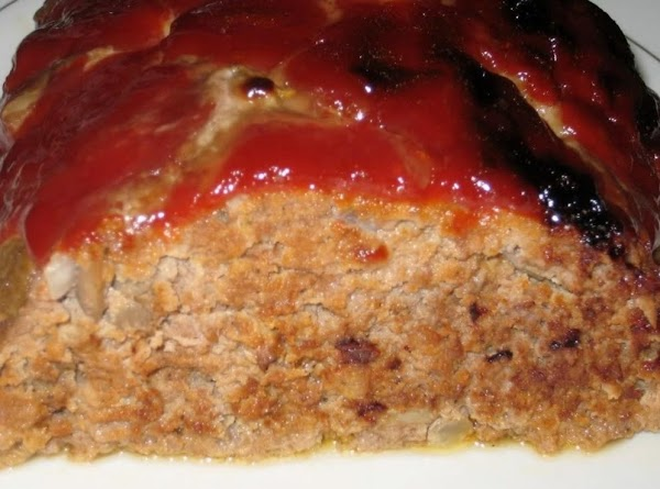 Meatloaf - Deliciously Moist Recipe