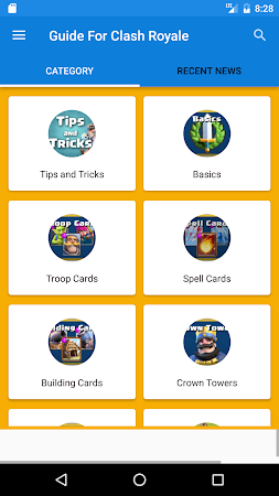 Guide for Clash Royale 13.1.13 screenshot 691367
