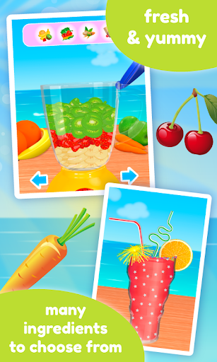 Smoothie Maker - Cooking Games 1.24 screenshots 2