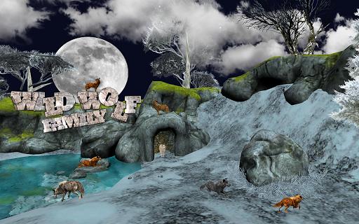 Arctic Wolf Family Simulator: Wildlife Games 5 screenshots 5