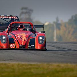 2 red by Jiri Cetkovsky - Sports & Fitness Motorsports ( lebrno, radical, race, car, brno )