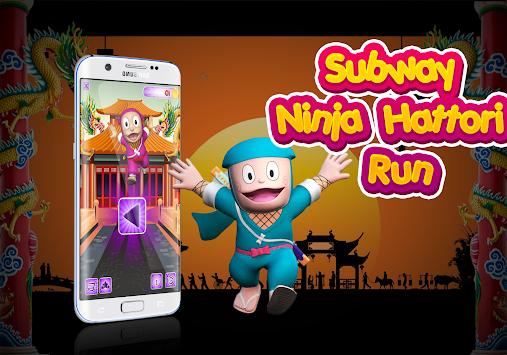 Download Hattori Metro De Ejecución 2: Juego De Ninjas Apk Latest ...