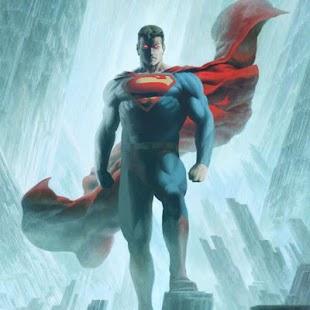 Superhero Wallpapers v12 - náhled