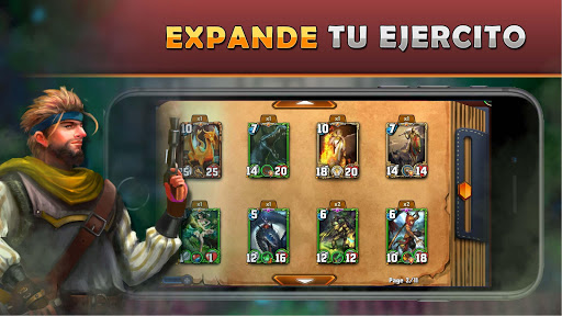Magic Quest: TCG  trampa 2