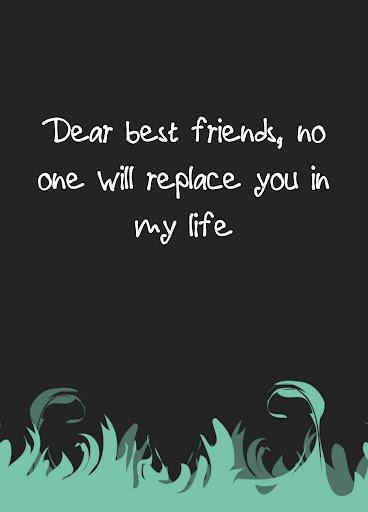 英語で友情の引用